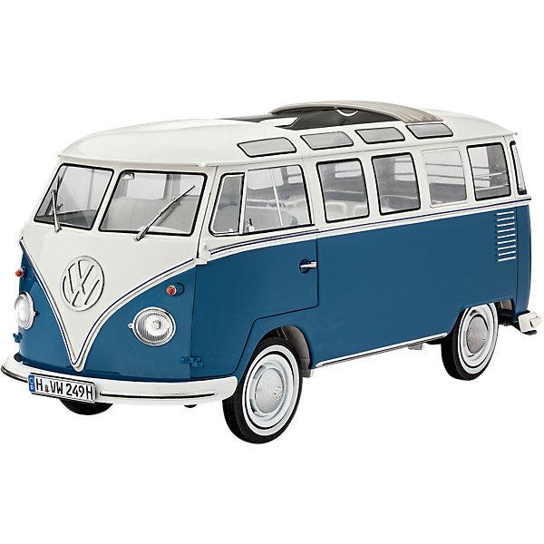 "Revell Сборная модель Revell ""Автомобиль ""Volkswagen T1 Samba Bus"""
