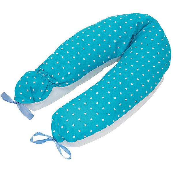 Подушка для беременных Premium Mama's Helper, голубой