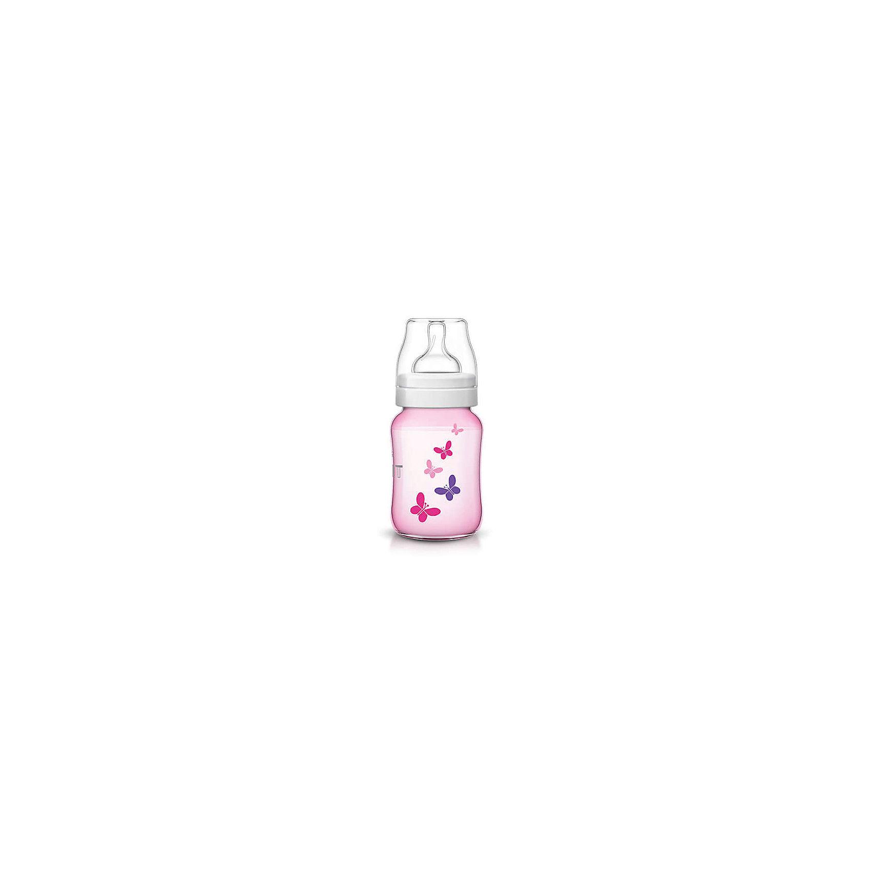 PHILIPS AVENT Бутылочка для кормления Бабочка 260мл, Avent