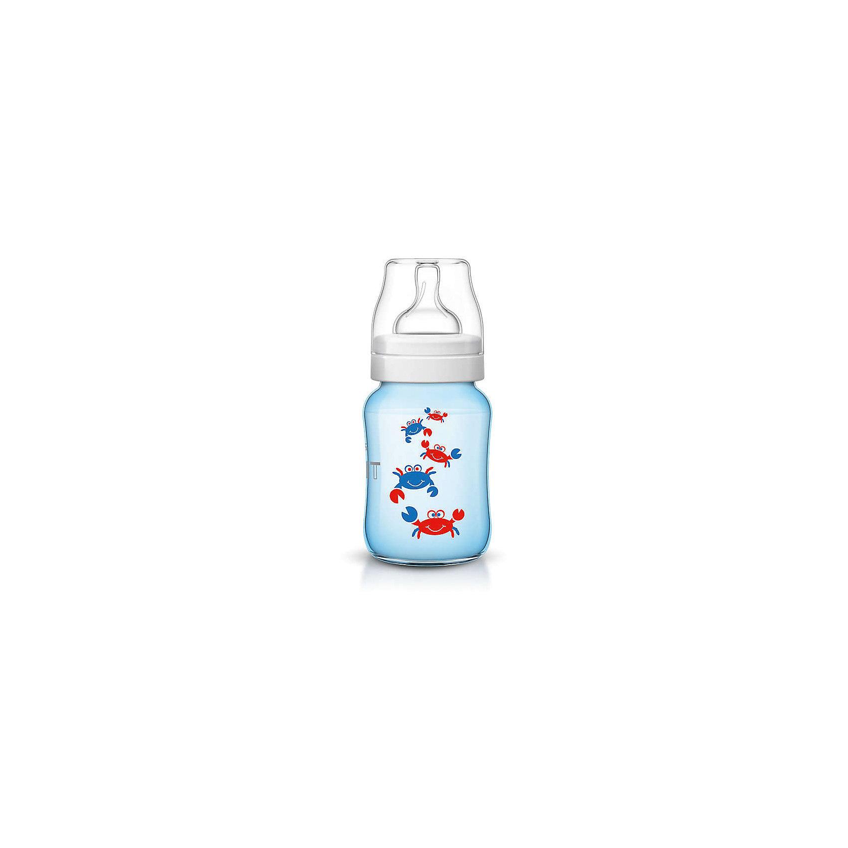 PHILIPS AVENT Бутылочка для кормления Крабы 260мл, Avent