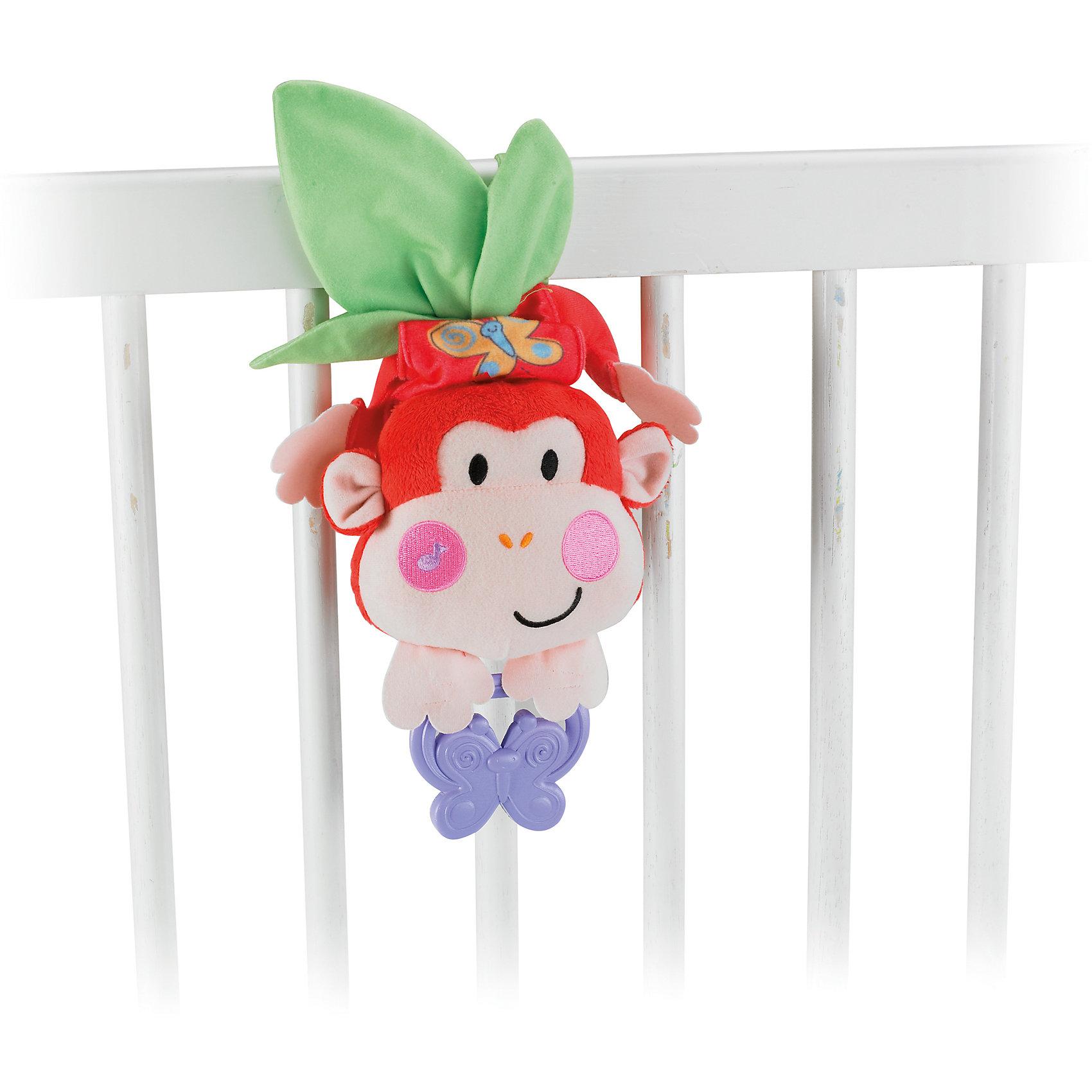 Музыкальная игрушка Обезьянка, Fisher-price (Mattel)