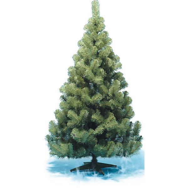 Ель искусственная Смайл, 150 смИскусственные ёлки<br>Новый год и Рождество - это самые любимые праздники и у детей, и у взрослых. Чтобы создать в доме, детских садах и школах новогоднюю атмосферу, помимо праздничной ёлки, используются всевозможные украшения. <br>Искусственная новогодняя ёлка Смайл великолепно украсит ваш дом на Новый год. Её иголки очень мягкие и пушистые. Вы можете вместе с ребенком наряжать эту лесную красавицу, совершенно не беспокоясь, что ребенок может пораниться ее иголками.<br><br>Дополнительная информация:<br><br>Высота: 150 см.<br>Диаметр нижнего яруса веток: 102 см.<br>Длина иглы: 4,5 см.<br>Материал: ПВХ.<br><br>Ель искусственную Смайл, 150 см можно купить в нашем магазине.<br>Ширина мм: 250; Глубина мм: 1550; Высота мм: 350; Вес г: 5600; Возраст от месяцев: 36; Возраст до месяцев: 168; Пол: Унисекс; Возраст: Детский; SKU: 4217960;