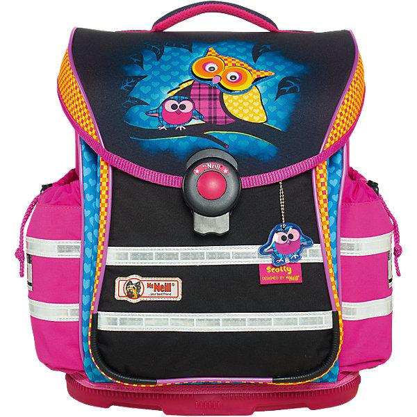 Купить Школьный рюкзак MC Neill ERGO Light PLUS (4 пр.) Скотти, McNeill, Германия, Женский