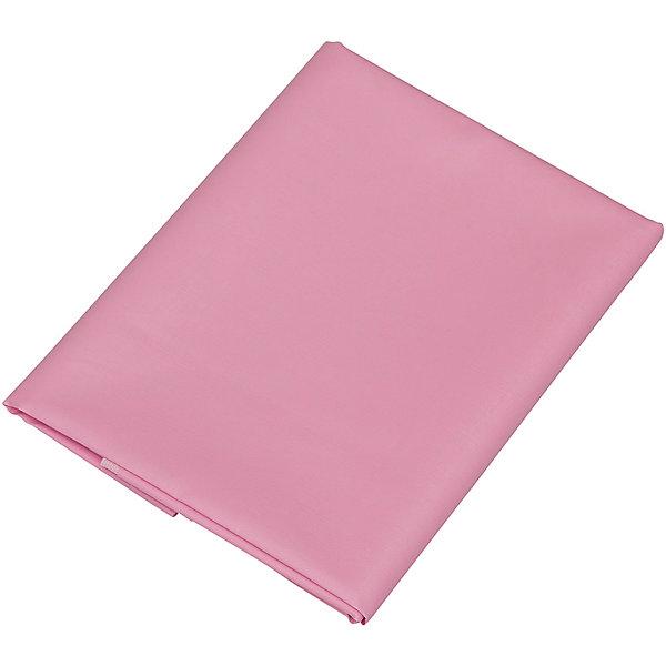 Roxy-Kids Клеенка подкладная с ПВХ покрытием, Roxy-Kids, розовый колорит клеенка подкладная с резинками держателями для детских колясок цвет бежевый 50 x 70 см