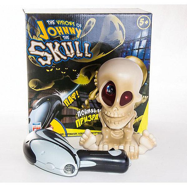 Проекционный тир Джонни-Черепок с 1 бластером, Johnny the Skull от Fotorama