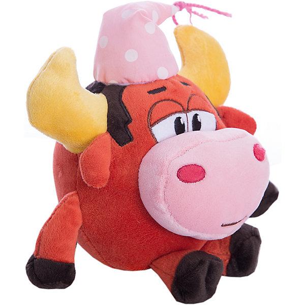 Мягкая игрушка Муля, 20 см, СмешарикиМягкие игрушки из мультфильмов<br>Очаровательный Муля, герой известного мультсериала, обязательно понравится малышам! Яркая игрушка очень мягкая и приятная на ощупь, изготовлена из высококачественных гипоаллергенных материалов безопасных для детей.<br><br>Дополнительная информация:<br><br>- Материал: плюш, текстиль, синтепон. <br>- Размер: 20 см.<br><br>Мягкую игрушку Мулю, 20 см, Смешарики, можно купить в нашем магазине.<br>Ширина мм: 200; Глубина мм: 170; Высота мм: 200; Вес г: 250; Возраст от месяцев: 36; Возраст до месяцев: 72; Пол: Унисекс; Возраст: Детский; SKU: 4240029;