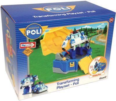 Кейс для трансформера Поли, 12 см, Робокар Поли, артикул:4241507 - Робокар Поли