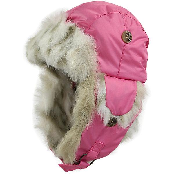 Шапка-ушанка Huppa Weemi для девочкиШапочки<br>Характеристики товара:<br><br>• модель: Weemi;<br>• цвет: розовый;<br>• состав: 100% полиэстер; <br>• подкладка: 80% акрил, 20% полиэстер, искусственный мех;<br>• утеплитель: без дополнительного утепления;<br>• сезон: зима;<br>• температурный режим: от -5°С до -30°С;<br>• водонепроницаемость: 5000 мм;<br>• воздухопроницаемость: 5000 мм;<br>• особенности: ушанка;<br>• водонепроницаемая;<br>• липучка под подбородком;<br>• страна бренда: Финляндия;<br>• страна изготовитель: Эстония.<br><br>Зимняя шапка. У шапки подкладка из искусственного меха (80% акрила, 20% полиэстера) и дышащая - водоотталкивающая мягкая ткань из полиэстера. Для удобства ношения у шапки регулируемая верхняя часть и закрепляющиеся липучкой под подбородком клапаны. Клапаны шапки можно закрепить на макушке, приспосабливая для себя.<br><br>Шапку Huppa Weemi (Хуппа) можно купить в нашем интернет-магазине.<br>Ширина мм: 89; Глубина мм: 117; Высота мм: 44; Вес г: 155; Цвет: розовый; Возраст от месяцев: 2; Возраст до месяцев: 5; Пол: Женский; Возраст: Детский; Размер: 39-43,47-49,43-45,51-53; SKU: 4243110;