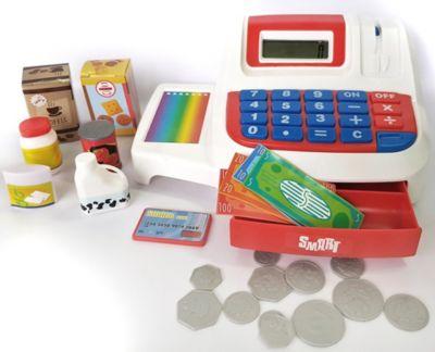 Кассовый аппарат Smart, HTI, артикул:4243851 - Сюжетно-ролевые игры
