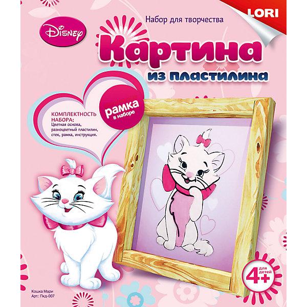 LORI Картина из пластилина Кошка Мари