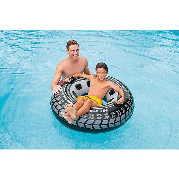 Intex Круг для плавания Intex Колесо цена
