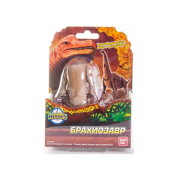 BANDAI Яйцо-трансформер Брахиозавр, EggStars bandai яйцо трансформер шланг тачки eggstars