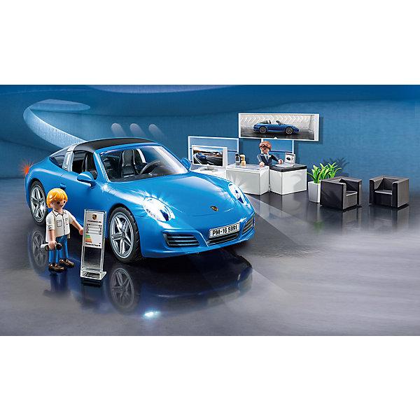 PLAYMOBIL® Конструктор Playmobil Лицензионные автомобили2 Porsche 911 Targa 4S