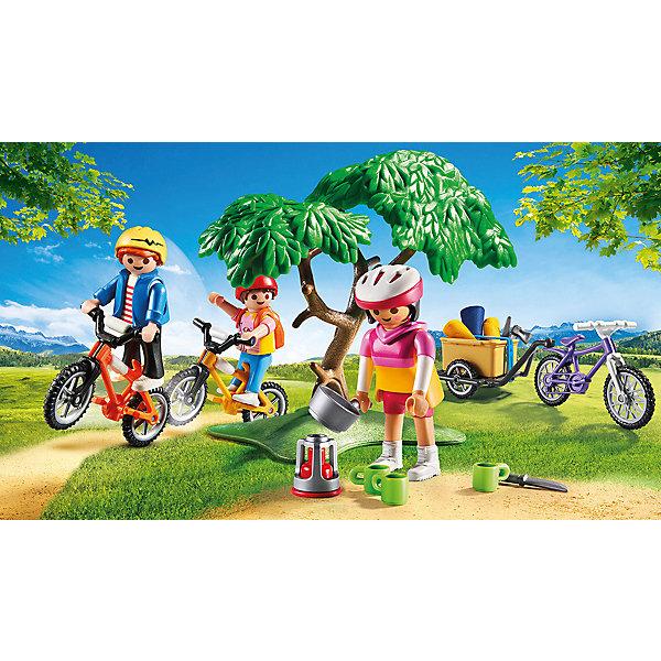 PLAYMOBIL® Конструктор Playmobil Летний лагерь Велопрогулка
