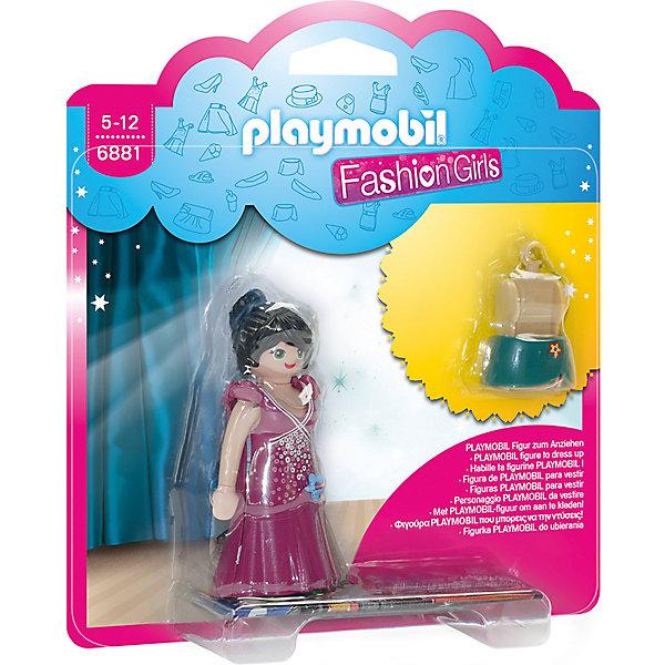 PLAYMOBIL® Конструктор Playmobil Модный Бутик Вечеринка модной девушки