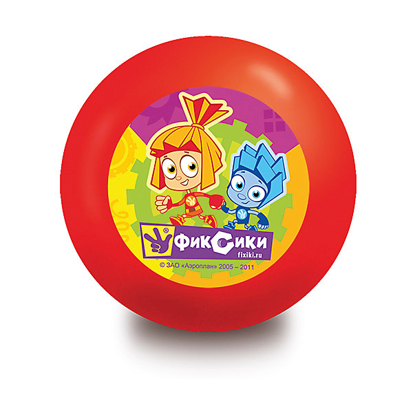 Мяч Фиксики, 23смМячи детские<br>Мяч Фиксики, Играем Вместе, прекрасно подойдет для веселых и подвижных активных игр. Мяч выполнен из прочного износостойкого материла и украшен яркой картинкой с изображением забавных маленьких человечков из популярного мультсериала Фиксики. Не выцветает на солнце и полностью безопасен для детского здоровья. Продается в сдутом виде, упаковка - сетка. В ассортименте представлены мячи разных цветов: красный, оранжевый, желтый, розовый, зеленый, голубой.<br><br>Дополнительная информация:<br><br>- Материал: ПВХ.<br>- Диаметр мяча: 23 см.<br>- Вес: 100 гр.<br><br>Мяч Фиксики, Играем Вместе, можно купить в нашем интернет-магазине. <br><br>ВНИМАНИЕ! Данный артикул имеется в наличии в разных цветовых исполнениях (красный, оранжевый, желтый, розовый, зеленый, голубой). К сожалению, заранее выбрать определенный цвет не возможно.<br>Ширина мм: 275; Глубина мм: 212; Высота мм: 2; Вес г: 100; Возраст от месяцев: 36; Возраст до месяцев: 96; Пол: Унисекс; Возраст: Детский; SKU: 4262017;