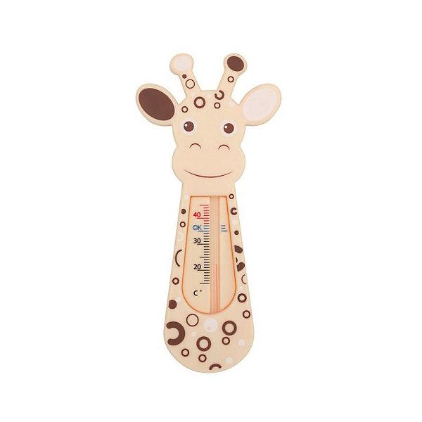 Roxy-Kids Термометр для воды Giraffe, Roxy-kids roxy kids силиконовая сеточка для ниблеров roxy kids
