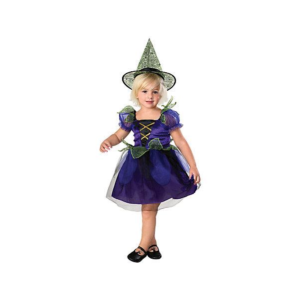 Феникс-Презент Маскарадный костюм для девочки Лесная фея, 7-10 лет маскарадный костюм тыквы