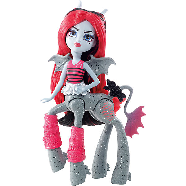 Mattel Кукла Фретс Квартсмен Fright-Mares, Monster High