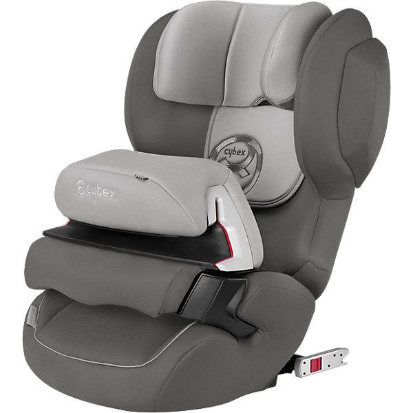Автокресло Cybex Juno 2-Fix , 9-18 кг, Manhattan GreyГруппа 1 (от 9 до 18 кг)<br>Высокотехнологичное надежное автокресло позволит перевозить ребенка, не беспокоясь при этом о его безопасности. Оно предназначено для предназначено для детей весом от 9 до 18 килограмм. Такое кресло обеспечит малышу не только безопасность, но и комфорт (регулируемый угол наклона и высота подголовника). Вместо пятиточечных ремней ребенок фиксируется при помощи защитного столика, не ограничивая ему свободы движений<br>Автокресло устанавливают по ходу движения. Такое кресло дает возможность свободно путешествовать, ездить в гости и при этом  быть рядом с малышом. Конструкция - очень удобная и прочная. Изделие произведено из качественных и безопасных для малышей материалов, оно соответствуют всем современным требованиям безопасности. Оно отлично показало себя на краш-тестах.<br> <br>Дополнительная информация:<br><br>цвет: серый;<br>материал: текстиль, пластик;<br>вес ребенка:  9 до 18 кг;<br>регулируемая подушка безопасности;<br>регулируемый по высоте подголовник;<br>усовершенствованная система циркуляции воздуха;<br>встроенный ящик для мелочей:<br>съемный чехол;<br>по мере взросления ребенка трансформируется в бустер; <br>регулировка положения автокресла одной рукой;<br>регулируемый угол наклона;<br>можно использовать со штатными ремнями или с дополнительной базой;<br>7-позиционный регулируемый по высоте подголовник;<br>крепление по ходу движения;<br>система защиты от боковых ударов;<br>соответствие Европейскому стандарту безопасности ЕСЕ R44/04.<br><br>АвтокреслоJuno 2-Fix, 9-18 кг., Manhattan Grey 2016, от компании Cybex можно купить в нашем магазине.<br>Ширина мм: 635; Глубина мм: 460; Высота мм: 415; Вес г: 8490; Цвет: серый; Возраст от месяцев: 9; Возраст до месяцев: 36; Пол: Унисекс; Возраст: Детский; SKU: 4284841;