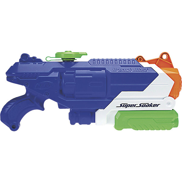 Бластер Nerf Super Soaker Breach Blast от Hasbro