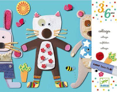 Набор для творчества  Аппликация для малышей , артикул:4305753 - Рукоделие и поделки