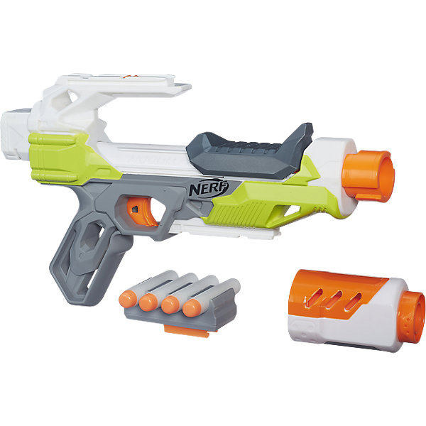 Hasbro Бластер Модулус ЙонФайр, Nerf игрушечное оружие nerf hasbro игрушечный модулус три страйк бластер