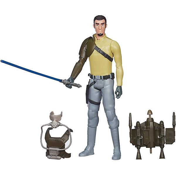 Hasbro Игровой набор Star Wars Титаны Кенан Джаррус, 30 см hasbro игровой набор trolls город троллей диджей баг