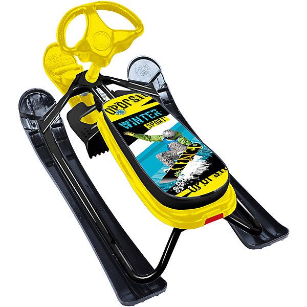 Ника Снегокат Ника-кросс: Зимний спорт, Ника стол складной ника водостойкий пластик 100x50 cм