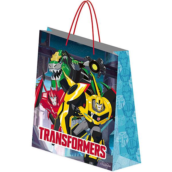 Подарочный пакет Трансформеры 28*34*9 смТрансформеры<br>Красиво упакованный подарок приятно получать вдвойне! Яркий пакет с любимыми героями станет прекрасным дополнением к любому подарку. <br><br>Дополнительная информация:<br><br>- Материал: бумага.<br>- Размер: 28х34х9 см.<br>- Эффект: матовая поверхность. <br><br>Подарочный пакет Трансформеры (Transformers) 28х34х9 см., можно купить в нашем магазине.<br>Ширина мм: 2; Глубина мм: 280; Высота мм: 340; Вес г: 61; Возраст от месяцев: 96; Возраст до месяцев: 108; Пол: Мужской; Возраст: Детский; SKU: 4319940;