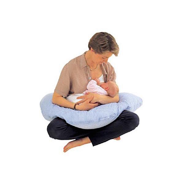 Plantex Подушка многофункциональная Comfy Big Marcele, PLANTEX, синий подушки для беременных plantex comfy
