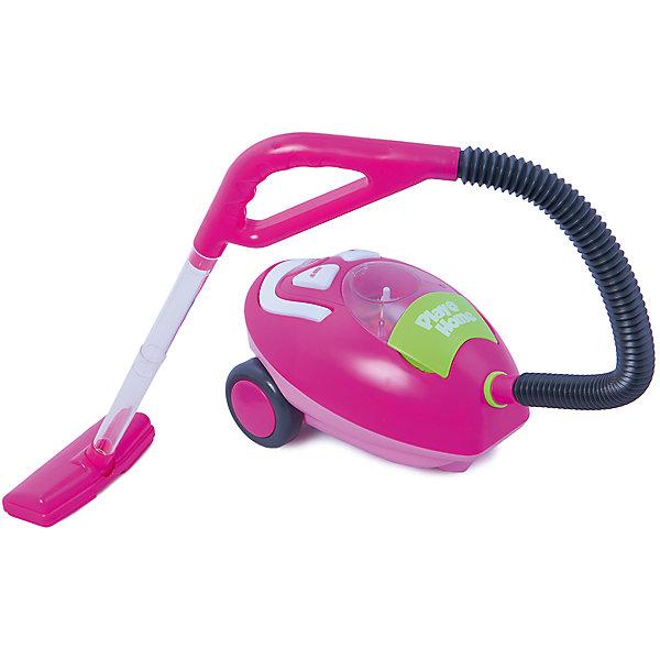 Пылесос, KeenwayИгрушечная бытовая техника<br>Этот пылесос выглядит как настоящий и ,несомненно, порадует любую девочку. Позвольте малышке почувствовать себя настоящей хозяйкой! Пылесос передвигается с помощью двух больших колес, при включении  загорается лампочка, игрушка начинает работать и жужжать, а спрятанные внутри шарики перемещаются в своем отсеке, создавая иллюзию всасывания мусора и уборки. Пылесос может всасывать мелкий мусор, который собирается в специальный отсек. Игрушка выполнена из высококачественного пластика, не имеют острых углов, безопасна для детей. Игровые наборы Маленькая хозяюшка развивают социальные навыки, прививают у ребенка любовь к труду. <br><br>Дополнительная информация:<br><br>- Комплектация: элементы пылесоса и набор шариков.<br>- Размер пылесоса: 27х14х16 см.<br>- Размер насадки: 15х6,5х3 см.<br>- Длина шланга с ручкой: 60 см. <br>- Удобная ручка для переноски. <br>- Световые, звуковые эффекты.<br>- Может всасывать мелкий мусор.<br>- Элемент питания: 3 С батарейки  (в комплект не входят).<br><br>Пылесос, Keenway, можно купить в нашем магазине.<br>Ширина мм: 170; Глубина мм: 230; Высота мм: 340; Вес г: 1395; Возраст от месяцев: 36; Возраст до месяцев: 84; Пол: Женский; Возраст: Детский; SKU: 4345022;