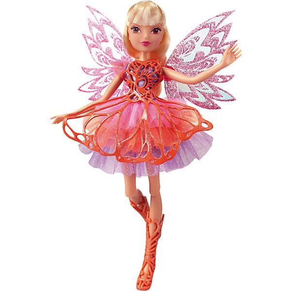 Witty Toys B.V. Кукла Winx Club Баттерфликс Стелла куклы и одежда для кукол феи винкс winx club кукла баттерфликс лейла 27 см