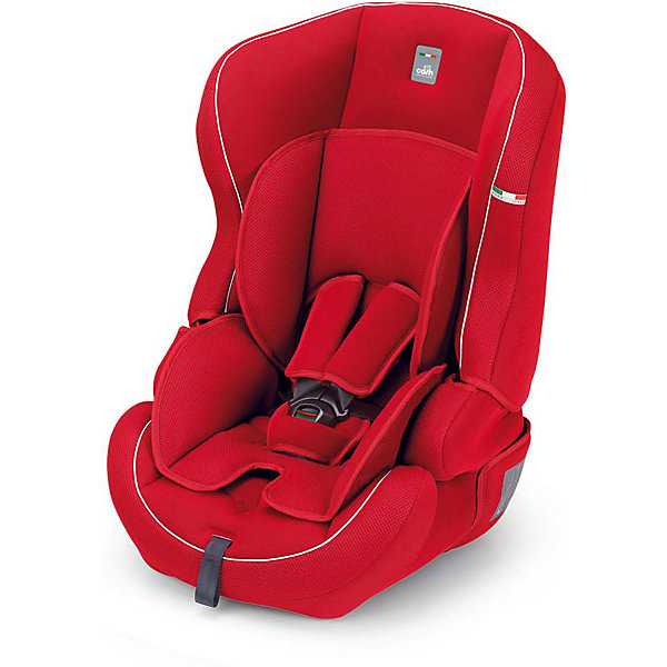 Автокресло CAM Travel Evolution 9-36 кг, красныйГруппа 1-2-3  (от 9 до 36 кг)<br>Автокресло Travel Evolution 2015, CAM - комфортная надежная модель, которая сделает поездку Вашего ребенка приятной и безопасной. Благодаря особой конструкции автокресло может использоваться в течении длительного времени и охватывает весовые категории детей от 1 года до 12 лет. Комфортное кресло оснащено ортопедической спинкой с регулируемым углом наклона и обеспечивает удобство сидения во время длительных поездок. Для малышей предусмотрен мягкий анатомический вкладыш. Пятиточечные ремни безопасности с мягкими плечевыми накладками регулируются по росту ребенка (три положения высоты внутренних ремней). Усиленная боковая защита убережёт ребёнка от серьезных травм.  <br><br>Автокресло легко и надежно устанавливается на заднее сиденье автомобиля по ходу движения. Для детей постарше (2-й группы, 3 -7 лет) ремни автокресла можно снять и использовать штатные ремни автомобиля, которые фиксируются специальными ограничителями. Для детей 3-й группы (6-12 лет) съемная спинка демонтируется и сиденье используется качестве бустера. Кресло изготовлено из высококачественных материалов, износостойкие тканевые чехлы снимаются для чистки или стирки при температуре 30 градусов. Рассчитано на детей от 1 года до 12 лет, весом 9-36 кг.<br><br>Дополнительная информация: <br><br>- Цвет: красный.<br>- Вес ребенка: 9-36 кг. ( 1-12 лет).<br>- Группа 1-2-3.<br>- Материал: пластик, текстиль. <br>- Внешние размеры: 49,5 x 51 x 65 см. <br>- Вес: 5,5 кг.<br><br>Автокресло Travel Evolution 2015, 9-36 кг., CAM, красный, можно купить в нашем интернет-магазине.<br>Ширина мм: 800; Глубина мм: 460; Высота мм: 450; Вес г: 5500; Цвет: красный; Возраст от месяцев: 12; Возраст до месяцев: 144; Пол: Унисекс; Возраст: Детский; SKU: 4347284;