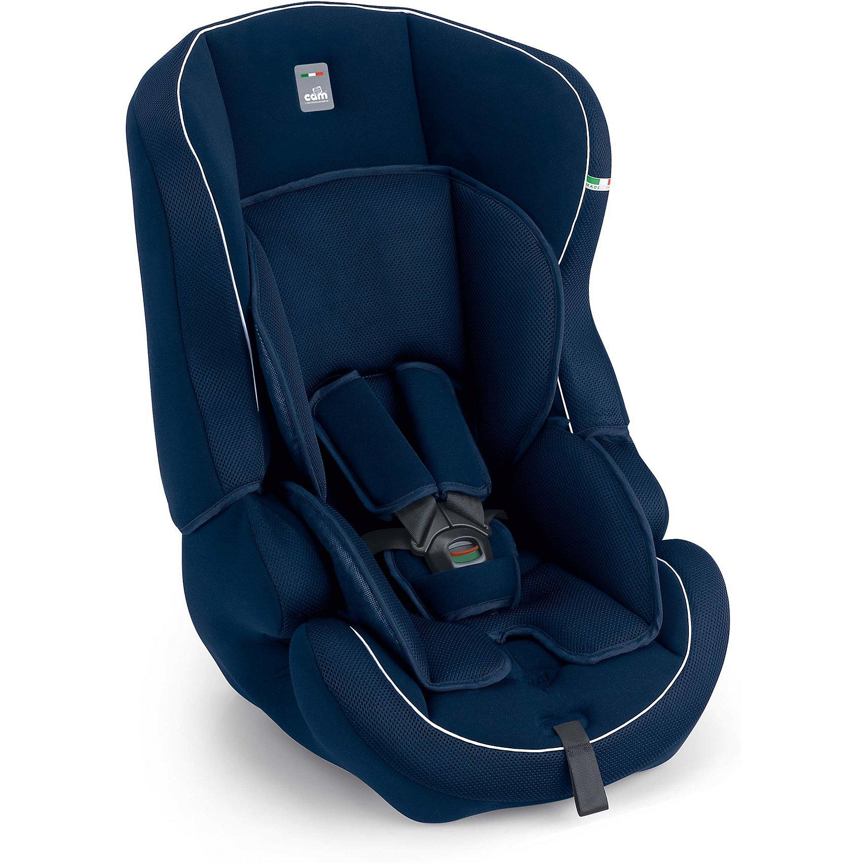 Автокресло CAM Travel Evolution 2015, 9-36 кг, синий