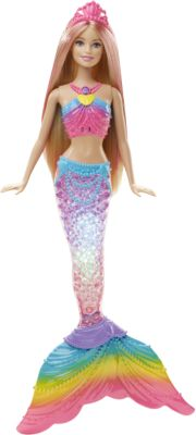 Радужная русалочка, Barbie, артикул:4349928 - Игрушки по суперценам!