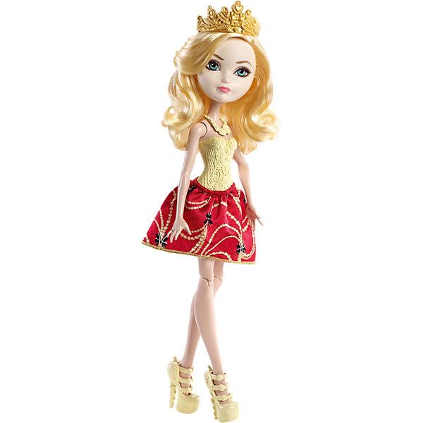 Mattel Кукла Ever After High Главные герои, Эппл Уайт