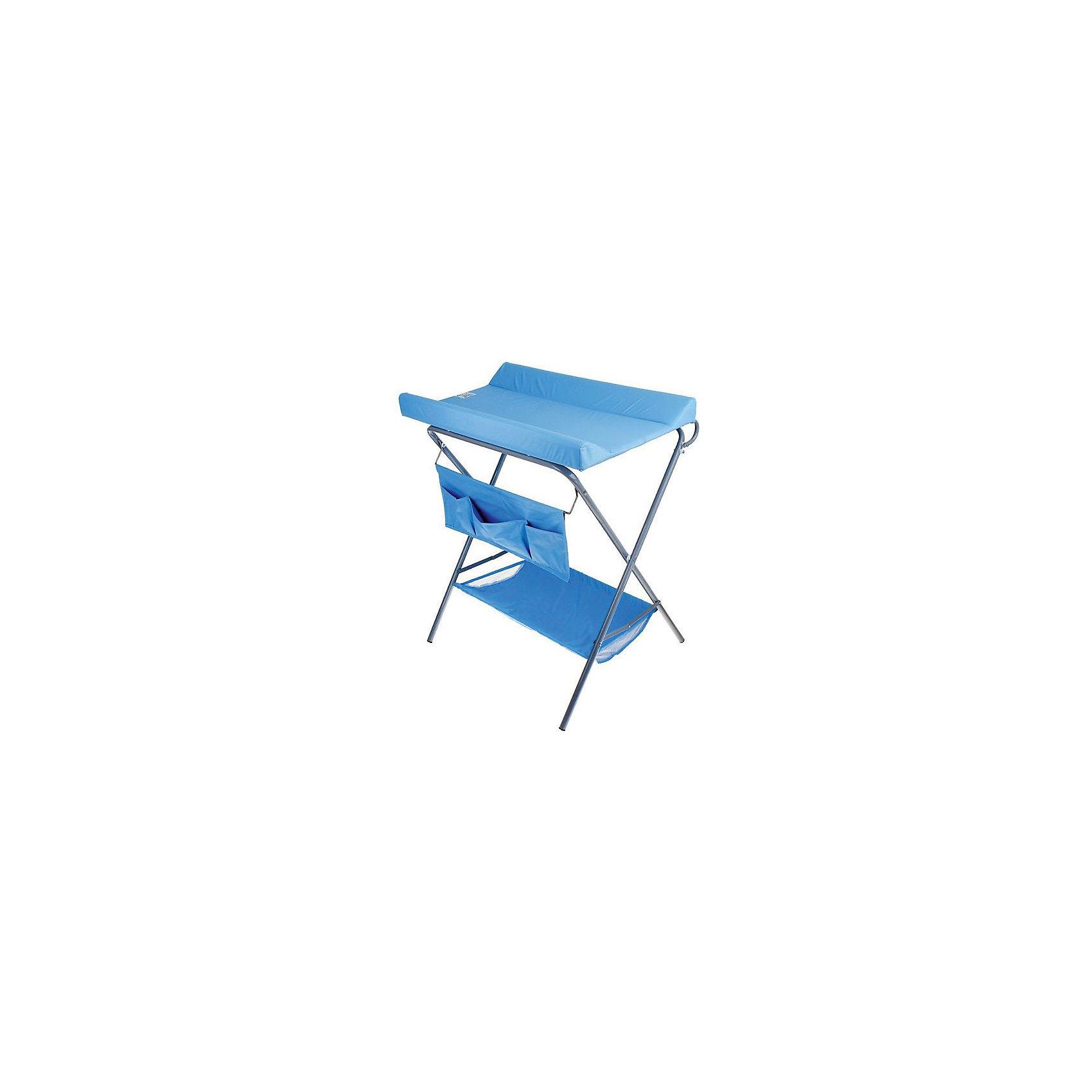 Пеленальный столик, Фея, голубой (ФЕЯ)
