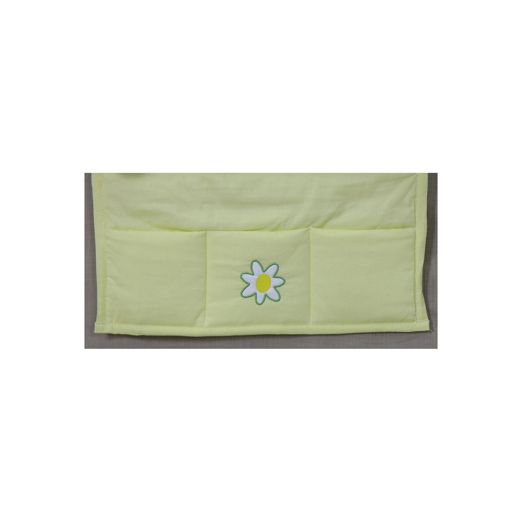 Доска пеленальная мягкая с карманом На лугу, Fairy