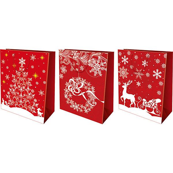 Подарочный пакет 33*43*10 смНовогодние пакеты<br>Красиво упакованный подарок приятно получать вдвойне! Прочный красивый пакет станет прекрасным дополнением к подарку.<br><br>Дополнительная информация:<br><br>- Материал: бумага.<br>- Размер: 33 х43 х 10 cм.<br>- Эффект: глянцевая поверхность.<br>- Микс из 3 дизайнов. <br><br>Подарочный пакет 33х43х10 см., можно купить в нашем магазине.<br>Ширина мм: 2; Глубина мм: 330; Высота мм: 430; Вес г: 97; Возраст от месяцев: 84; Возраст до месяцев: 2147483647; Пол: Унисекс; Возраст: Детский; SKU: 4381382;