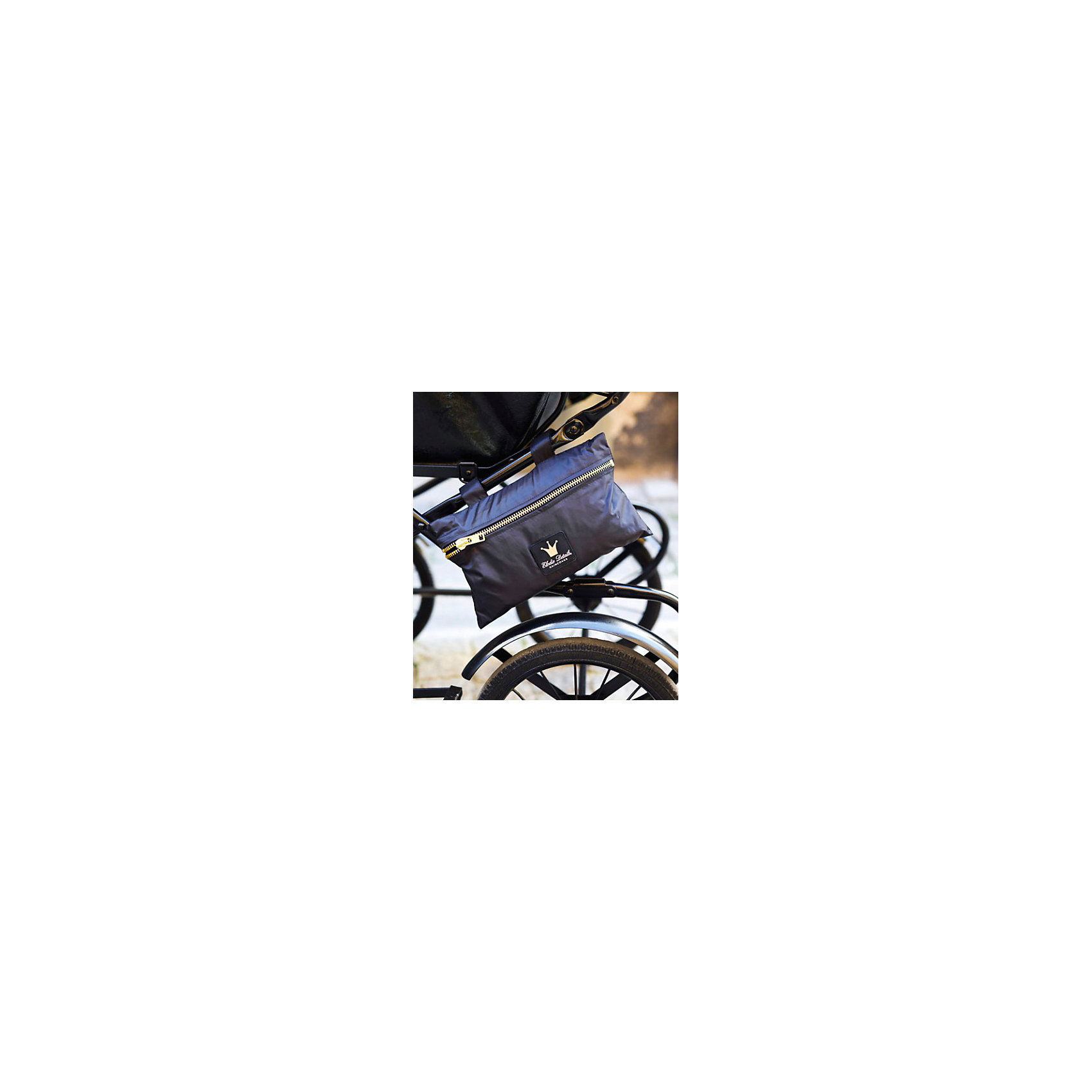 Дождевик для коляски цвет Black Edition, ELODIE DETAILS (Elodie Details)