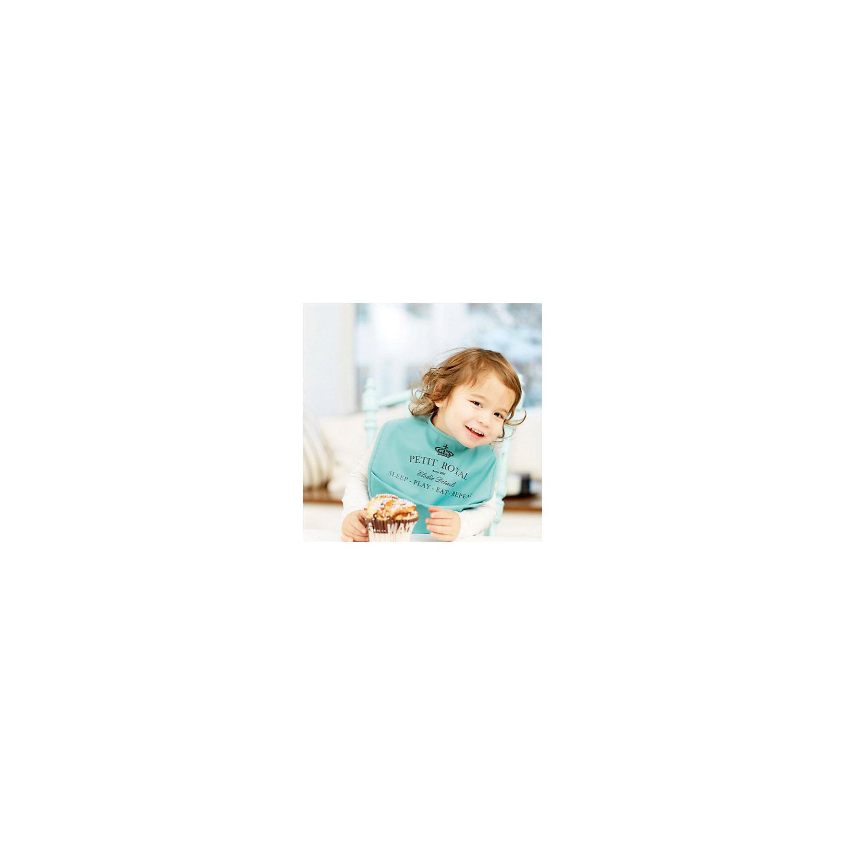 Нагрудник полиуретан Petit Royal Blue, ELODIE DETAILS (Elodie Details)