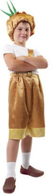 Карнавальный костюм для мальчика  Чипполино , Вестифика, артикул:4389233 - Детские карнавальные костюмы и аксессуары