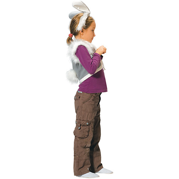 Вестифика Карнавальный костюм для мальчика Заяц, Вестифика incity карнавальный костюм единорог