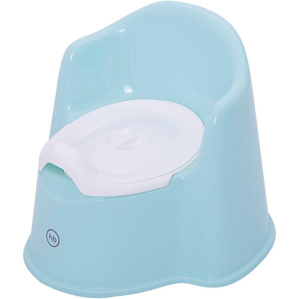 Купить Горшок Happy Baby Zozzy светло-голубой, Китай, бирюзовый, Унисекс
