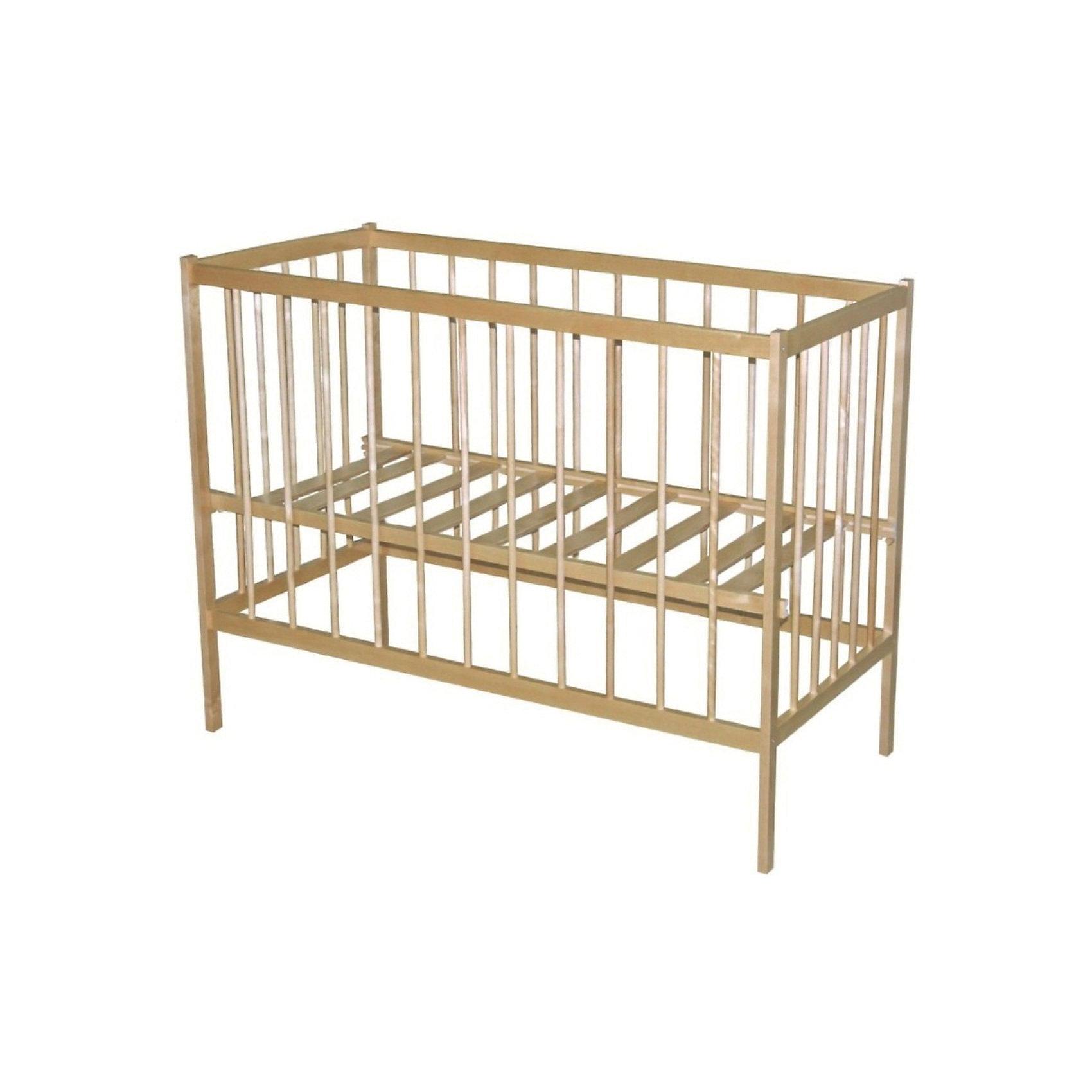 Кровать детская Фея, белый (ФЕЯ)