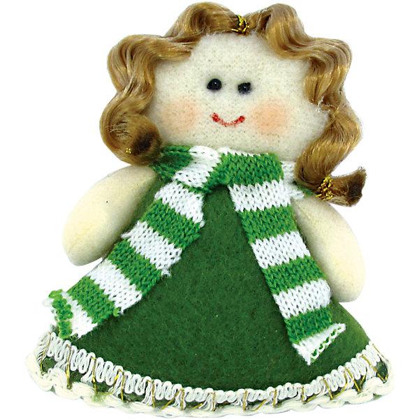 Marko Ferenzo набор украш ДЕТСКАЯ ангел, 3шт, зеленый marko ferenzo набор украшений мишки 10 см 4 шт