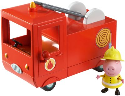 Пожарная машина Пеппы, Свинка Пеппа, артикул:4440527 - Свинка Пеппа