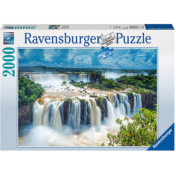 Купить Пазл Ravensburger Водопад, 2000 элементов, Германия, Унисекс