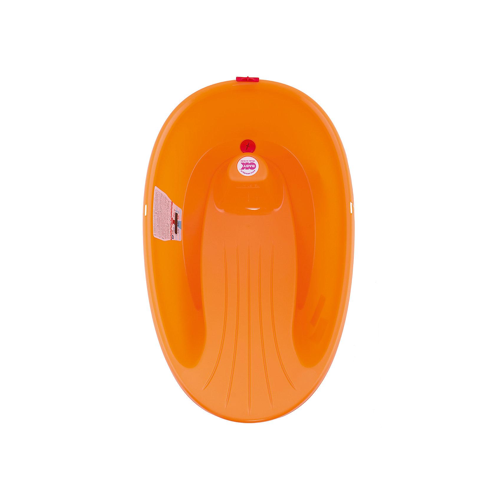 Ванночка Onda, Ok Baby, оранжевый (OK Baby)